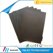 Custom Coating Rubber Rubber Magnet Adhesive Sheets