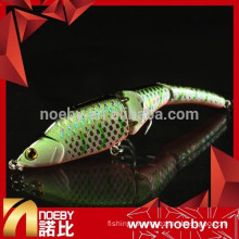 japan best quality shad jointed 3d eyes fishing bait lure