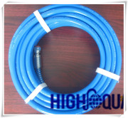 High Quality High Pressure Spray Paint Hose with Steel Wire Braid