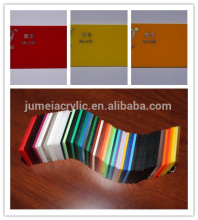 factory direct sales acrylic color swatches with good price