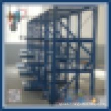 Rack de rangement à tiroirs et porte-outils