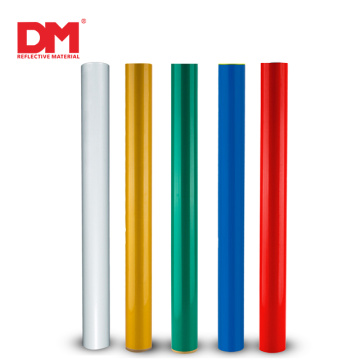 DM PVC Type Commercial Grade Reflective Sheeting