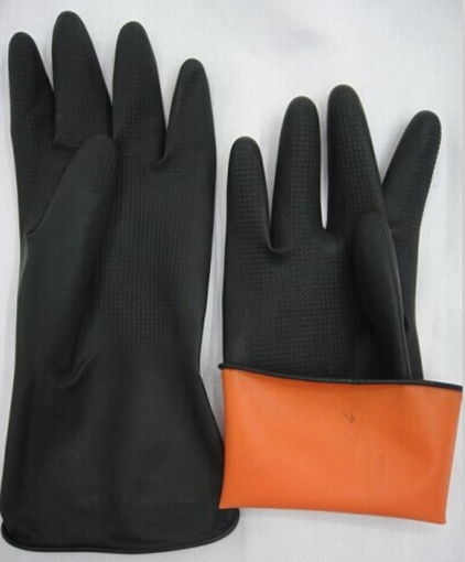 BLACK INDUSTRY GLOVES