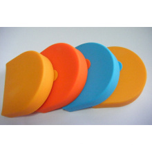 Mini Colorful Silicone Coin Purse, Candy Bags, Change Wallet