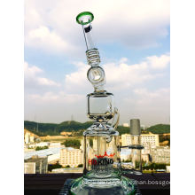 2016 Klein Recycler Borosilicate Glass Smoking Pipe