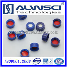 9mm adhesive plastic screw caps