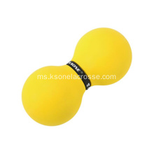 Peanut yoga ball Fitness massage ball Body and Muscle relax massage Ball for sale
