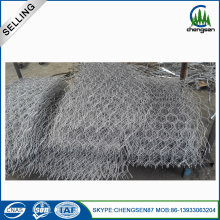 60x80mm Hot-dipped Galvanized Gabion Boxes