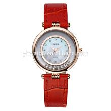 famosa marca carfenie relógios com design especial para senhoras menina