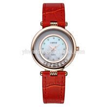 известный бренд carfenie часы с специальный дизайн для леди девушка