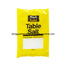 Bolsa de sal plástica / bolsa de acondicionamiento / bolsa de condimento