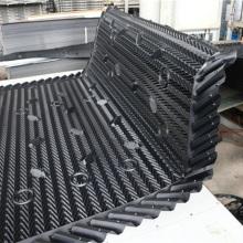 1520мм ПВХ черный пластиковый лист наполнитель градирни панель из ПВХ