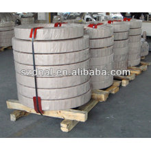 Cortando tiras de alumínio 5052 feitas na China
