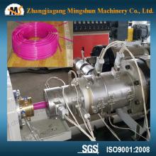 Machine de fabrication de tuyaux de chauffage Pert