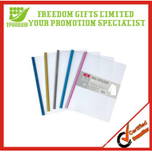 Benutzerdefinierte Werbe Kunststoff Papier Karton Dateiordner