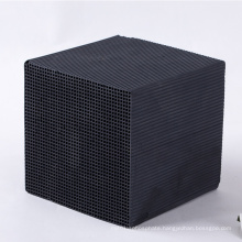 Hot Sale Cube Honeycomb Activated Carbon Aquarium Filter Water Purification Cube Square