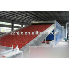 continuous HJ conveyor mesh Belt Dryer