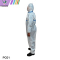 Одноразовые медицинские защитные костюмы