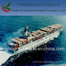 Sea Freight From China to Bahrain