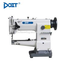 DT 335A unison alimentación cuero zapatos máquina de coser industrial prenda plana locksewing precio de la máquina