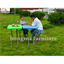 Детская персональная Adjuatable складной стол для ноутбука (HM-AT32)