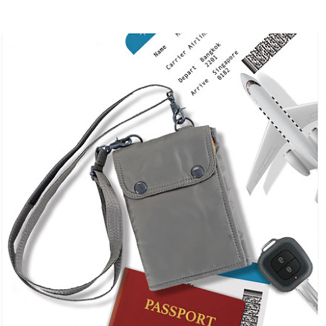 Rfid Passport Holder