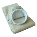 P84 Перфорированный игольчатый полиимидный нетканый воздушный фильтр-мешок