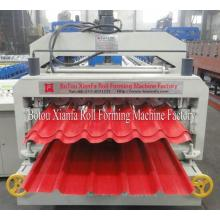 Cnc Ibr And Glazed Double Deck Forming Machinery