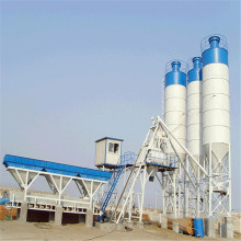 Temporary Ready Mix Concrete Batch Plant Equipment