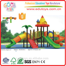 B11316 Fabrik Preis Kinder Spielplatz Indoor, Plastik Indoor Spielplatz