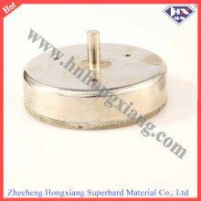 Broca de diamante Electroplate Diamond for Glass Hole SA