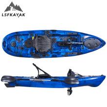 10ft foot kayak, pedal kayak, sea kayak wholesale