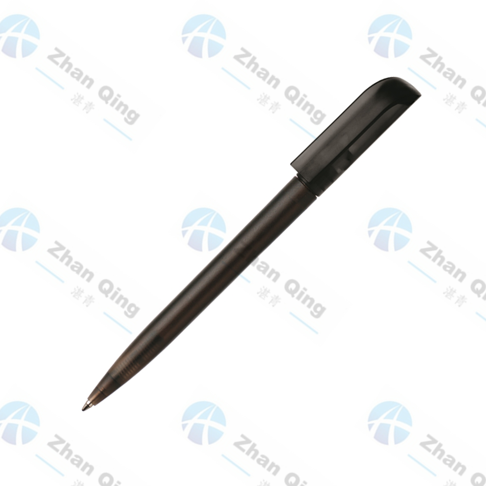 Frosted Custom Logo Plastic Ball Pen