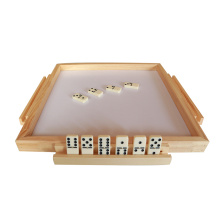Mesa dominó de madera GIBBON