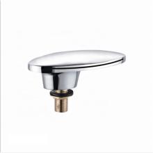 Modern design bathroom mixer brass deck mounted waterfall bathtub faucet