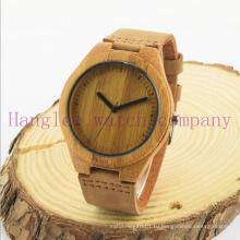 Высокое качество недорогой древесины кварцевые часы (Ja15002)