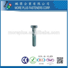 Made In Taiwan Hex Head Bolts