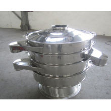 2017 ZS series Vibrating sieve, SS magnetic sieve, circle large sieve kitchen