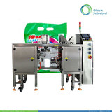 Liner Type Automatic big pouch automatic granule packing machine