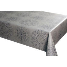 Elegant Tablecloth with fabric backing