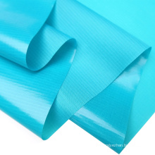 Outdoor Used Ripstop Blue Mesh Printed 70D 190T Nylon Laminated High Mechanical Strength TPU Fabric