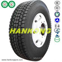 Pneu de traction sans balai pour pneus pneumatiques standard de l'UE (11R22.5, 275 / 70R22.5, 285 / 80R22.5, 425 / 65R22.5)