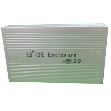 3,5 Zoll externe IDE HDD Enclsoure