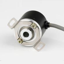 Capteur d'encodeur incrémental à arbre creux pour machine textile