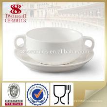 Vajilla de melamina llana cerámica melamina tazones