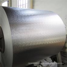 Bobina de alumínio gravada em estuque 3003