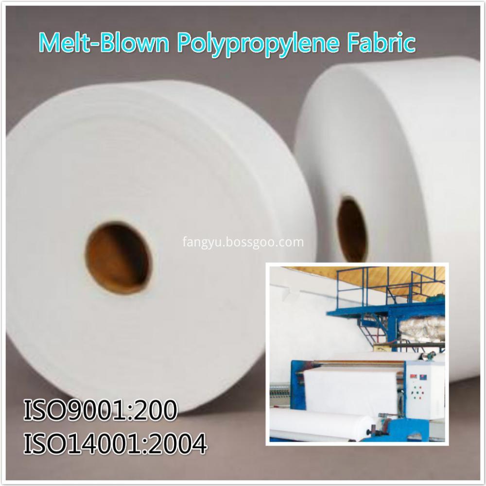 Melt Blown Polypropylene Fabric Filter Media