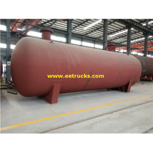 25000 Gallone 50T Mounded Propan Lagerung Tanks