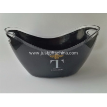 promotional 3.5L Plastic Ice Bucket