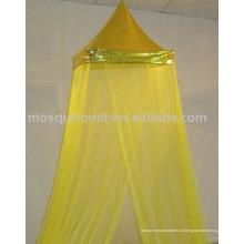 Золотая верхняя противомоскитная сетка